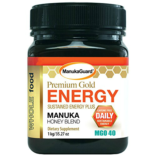 MANUKAGUARD: Manuka Honey Energy Blend 35.27 oz