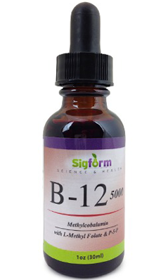 Vitamin B12 5000 Sublingual