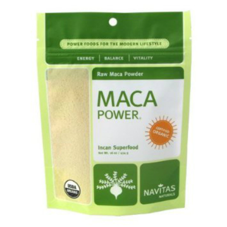 how to cook raw maca powder