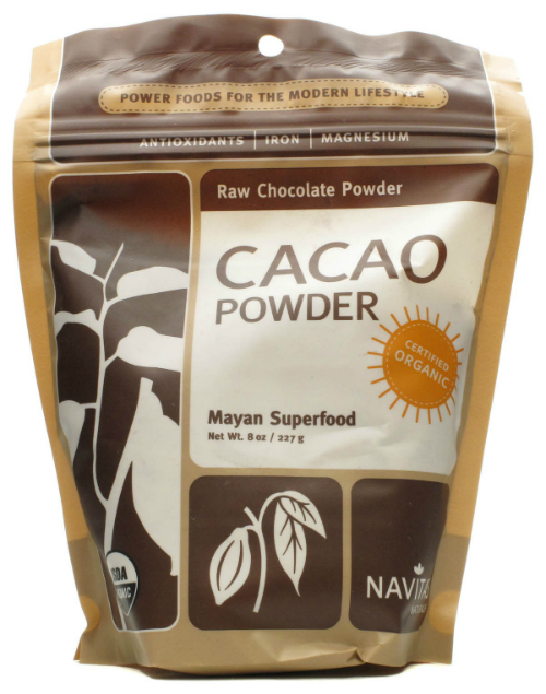 Organic Cacao Powder, 8 oz