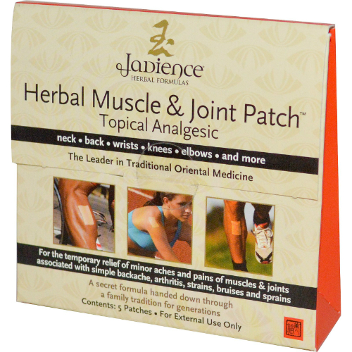Herbal Muscle and Joint Patch