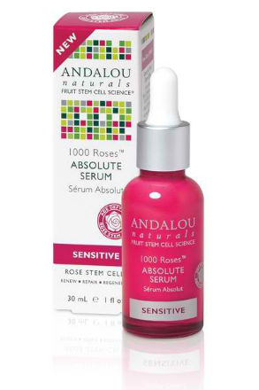 1000 Roses Absolute Serum 1 oz from ANDALOU NATURALS