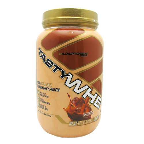 TASTY WHEY SEA SALT CARML