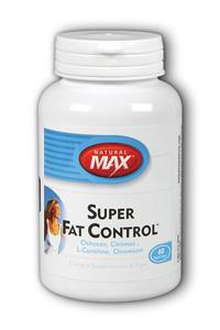 NaturalMax: Super Fat Control 60ct