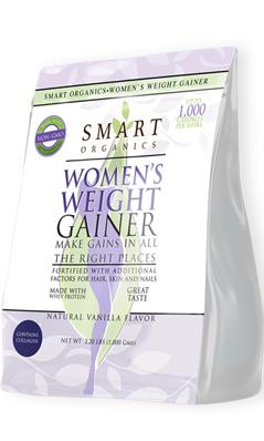 SMART ORGANICS DBA BIO NUTRITION: Women's Weight Gainer 1000 gm