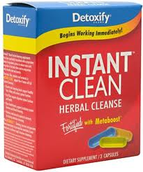 Instant Clean Herbal Cleanse 3 Units 0 00ea From Detoxify