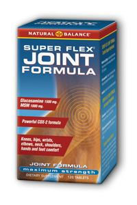 Natural Balance: Super Flex Joint 120 Tab