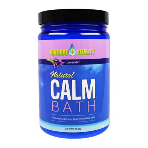 Natural Calm Bath Lavender
