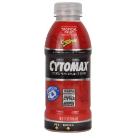 CYTOSPORT INC: CYTOMAX RTD TROPICAL FRUIT 16.90 OZ