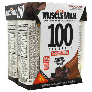 CYTOSPORT INC: MM 100CAL RTD CHOCOLATE 8.25 OZ