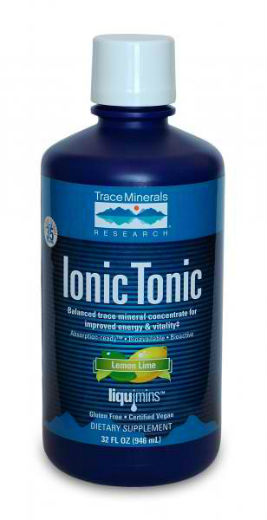 32 Research Based Instructional Strategies: Ionic Tonic 32 Oz, $23.62ea From Trace Minerals Research