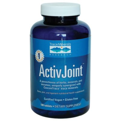 Trace Minerals Research: ActivJoint (formerly Arth-X) 180 tabs