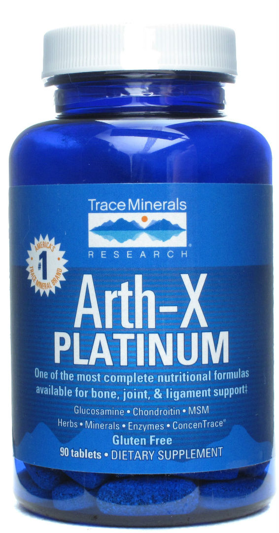 Trace Minerals Research: ActivJoint Platinum 90 tabs