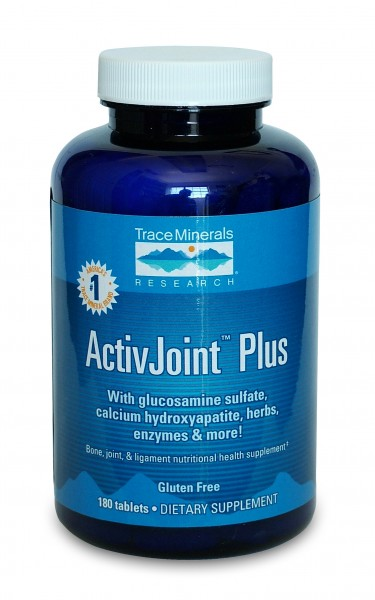 Trace Minerals Research: ActivJoint Plus 180 tabs