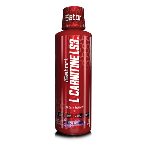 L-Carnitine LS3 Mixed Berry