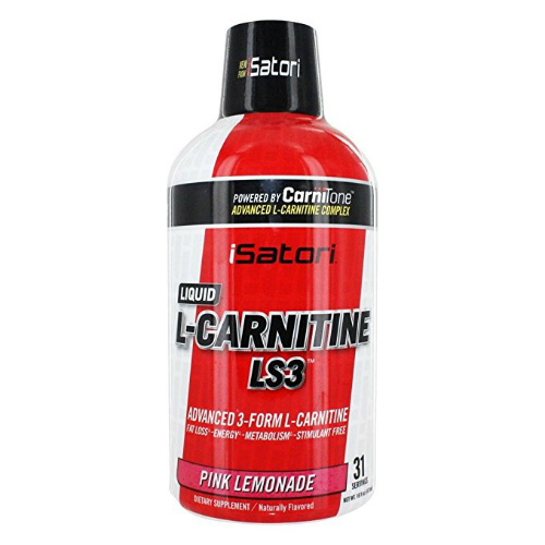 L-Carnitine LS3 Pink Lemonade
