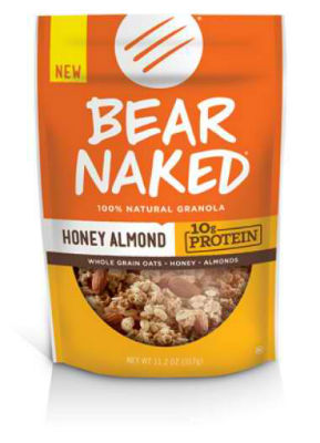 KELLOGG'S: BEAR NAKED HONEY ALMOND PROTEIN GRANOLA 12 oz