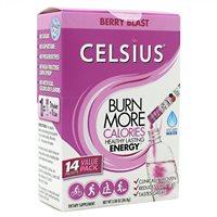 CELSIUS: CELSIUS BERRY BLAST 14/BX