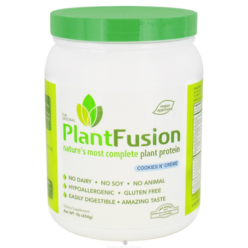 PlantFusion Cookies N Creme 1 lb from Plantfusion