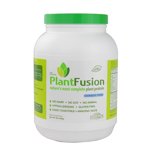 PlantFusion Cookies N Creme