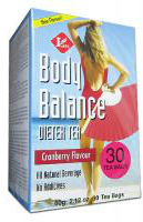Body Slim Dieter Cranberry Tea, 30 bag