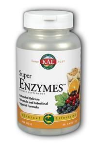Kal: Super Enzymes 60ct
