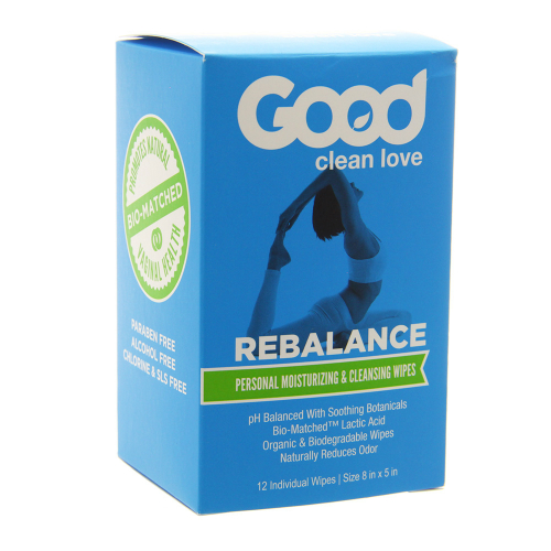 ReBalance Individually Wrapped Wipes