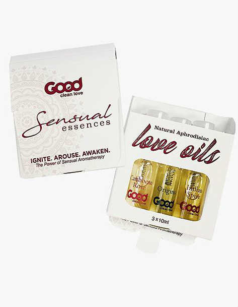 Sensual Essences Love Oils Gift Set
