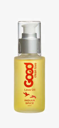 GOOD CLEAN LOVE: Indian Spice Love Oil Roller Ball 10 ml