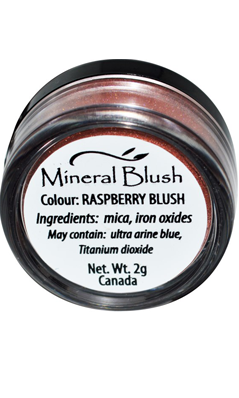 Mineral Blush Loose Raspberry