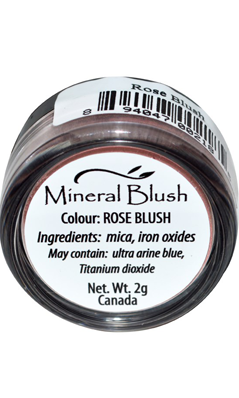 Mineral Blush Loose Rose