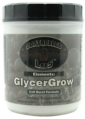 CONTROLLED LABS: GLYCER GROW 1000gram 1000 grams