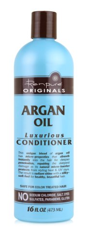 Renpure: Conditioner Moisture Rich Argan Oil 16 OZ
