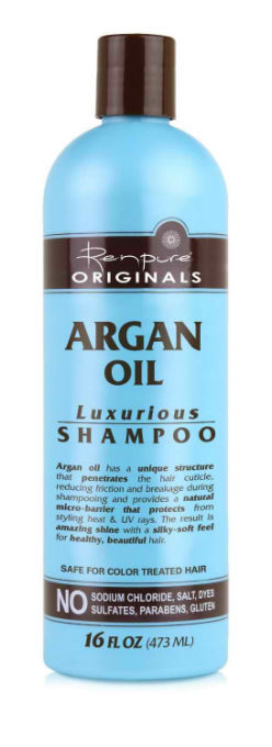 Shampoo Luxurious Argan Oil