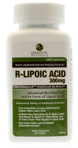 R-Lipoic Acid 300mg