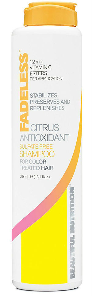 Healthy Hair Diet Citrus Fadeless Shampoo 13.1 oz from LIFELAB