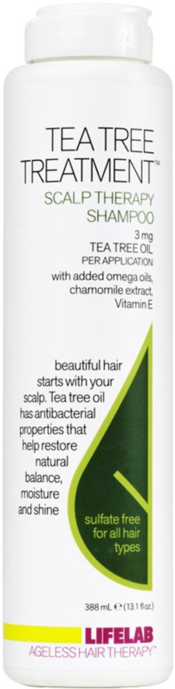 LIFELAB: Healthy Hair Diet Tea Tree Treatment Shampoo 13.1 oz