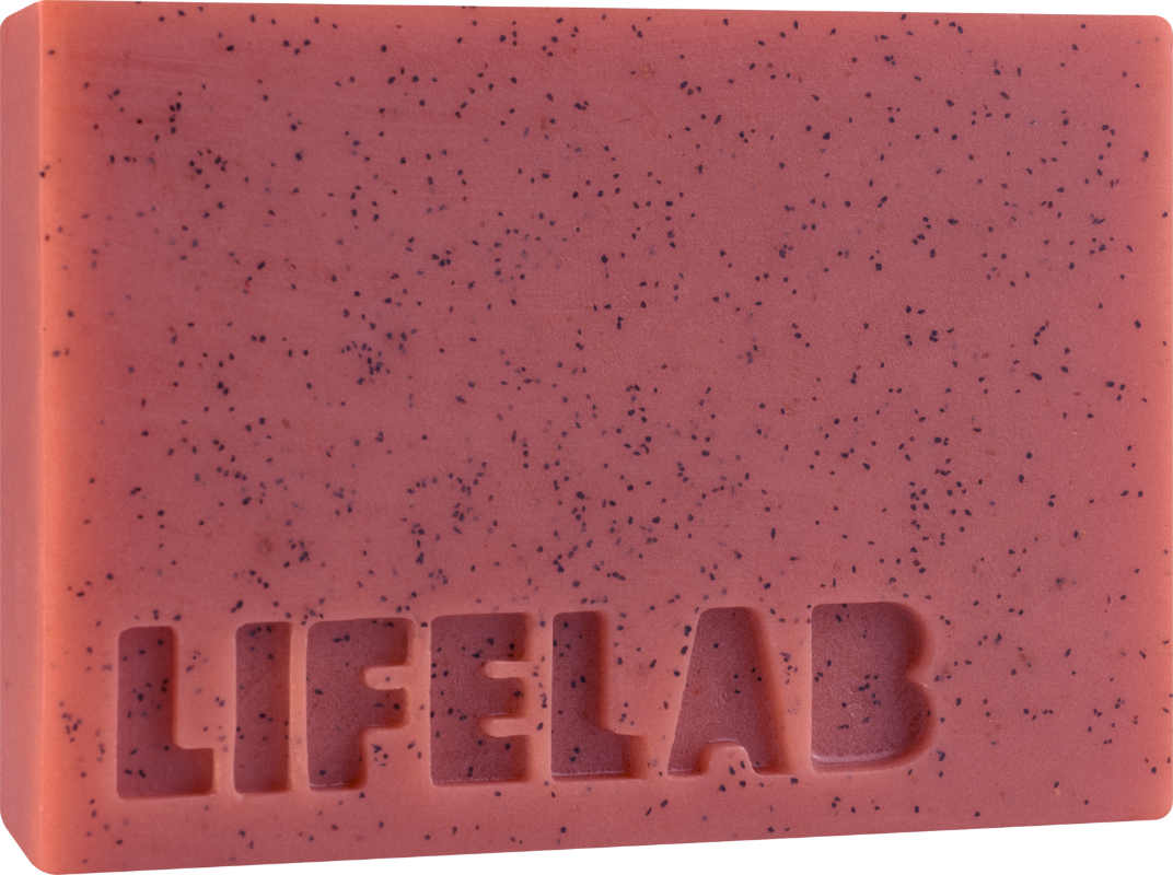 LIFELAB: Berry Bubble Refresh Bodynutrient Bar 6 ounce