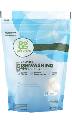 Fragrance Free Dishwasher Pods