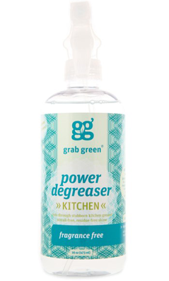 Fragrance Free Degreaser