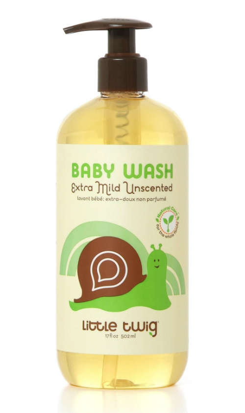 Baby Wash Unscented