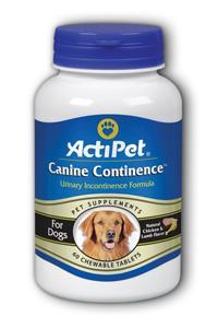 Canine Continence Dietary Supplement