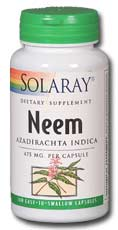 Neem, 100ct 475mg
