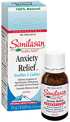 SIMILASAN: Anxiety Relief Globules 15 g
