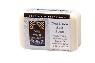 Amazon.com : Dead Sea Mud & Salt Soap Bar (4.5 Oz) | 100%