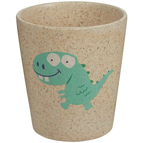 JACK N' JILL: Rinse Cup Biodegradable Dino 1 pc