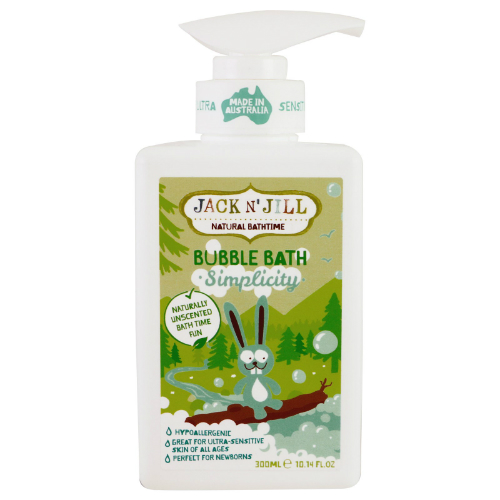 Simplicity Bubble Bath 10.14 oz from JACK N' JILL