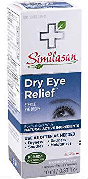 SIMILASAN: Dry Eye Easy Mist 10 ML