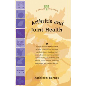 Woodland Publishing: Arthritis and Joint Health 36 pgs