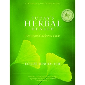 Woodland publishing: Today's Herbal Health 6th Ed 406 pgs Book